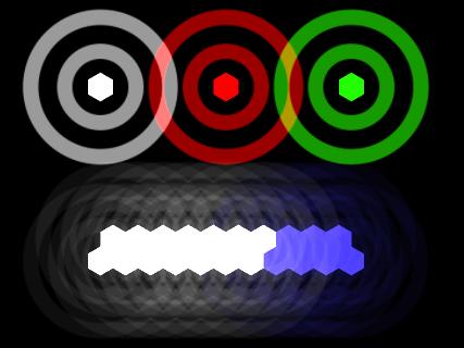 Target glow in Hexels 2.0